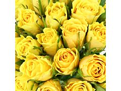 Sweetheart Roses Yellow
